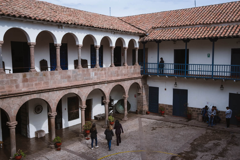 "The Museo Historico Regional, Cusco. Travel photography and guide by © Natasha Lequepeys for ""And Then I Met Yoko"". #cusco #peru #travelguide #photoblog #travelblog #travelphotography #landscapephotography #travelitinerary #fujifilm #southamerica #peruitinerary #sacredvalley #incasights #machupicchu #cusco #ancientruins #incatrail #ValleSagrado #travel #cuscoitinerary"