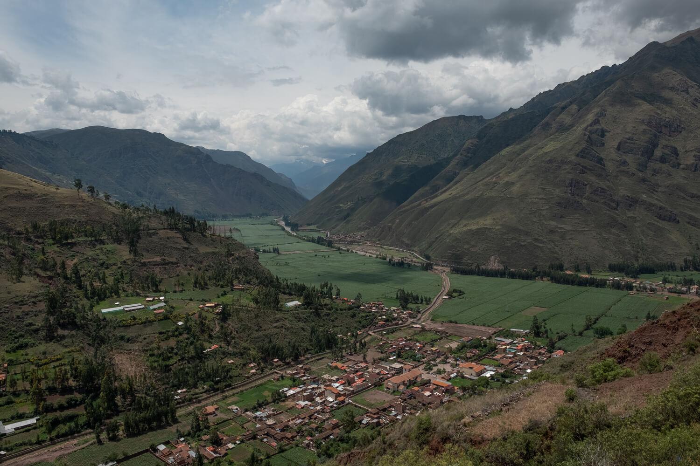 "The city of Pisac. Travel photography and guide by © Natasha Lequepeys for ""And Then I Met Yoko"". #cusco #peru #photoblog #travelblog #peruitinerary #cuscoitinerary"