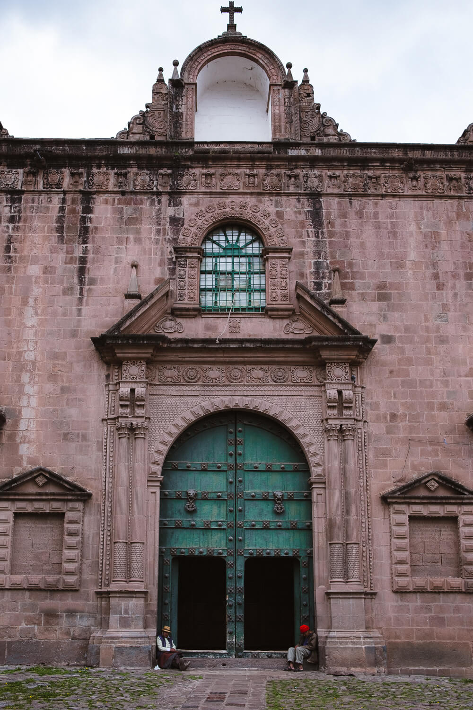 "The Cusco Cathedral, Cusco. Travel photography and guide by © Natasha Lequepeys for ""And Then I Met Yoko"". #cusco #peru #travelguide #photoblog #travelblog #travelphotography #landscapephotography #travelitinerary #fujifilm #southamerica #peruitinerary #sacredvalley #incasights #machupicchu #cusco #ancientruins #incatrail #ValleSagrado #travel #cuscoitinerary"