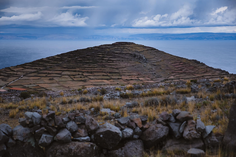 "Views of Pachatata, Amantani Island. Travel photography and guide by © Natasha Lequepeys for ""And Then I Met Yoko"". #peru #laketiticaca #homestay #photoblog #travelblog #fujifilm"