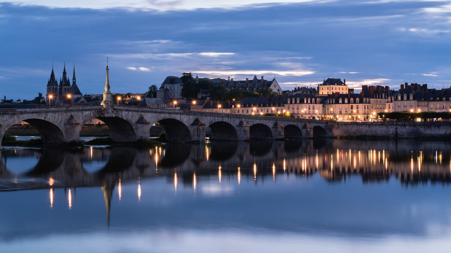 Blois, France. © Natasha Lequepeys for And Then I Met Yoko. Travel Photography and Visual travel Guides.