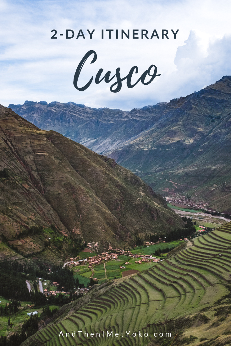 """A photographic travel guide and itinerary to Cusco. Travel photography and guide by © Natasha Lequepeys for """"And Then I Met Yoko"""". #peru #travelblog #fujifilm"""