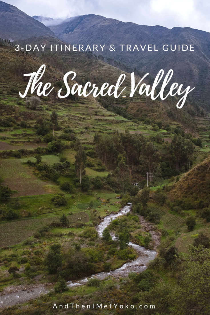 """A photographic travel guide and Sacred Valley itinerary. Travel photography and guide by © Natasha Lequepeys for """"And Then I Met Yoko"""". #peru #travelblog #fujifilm"""