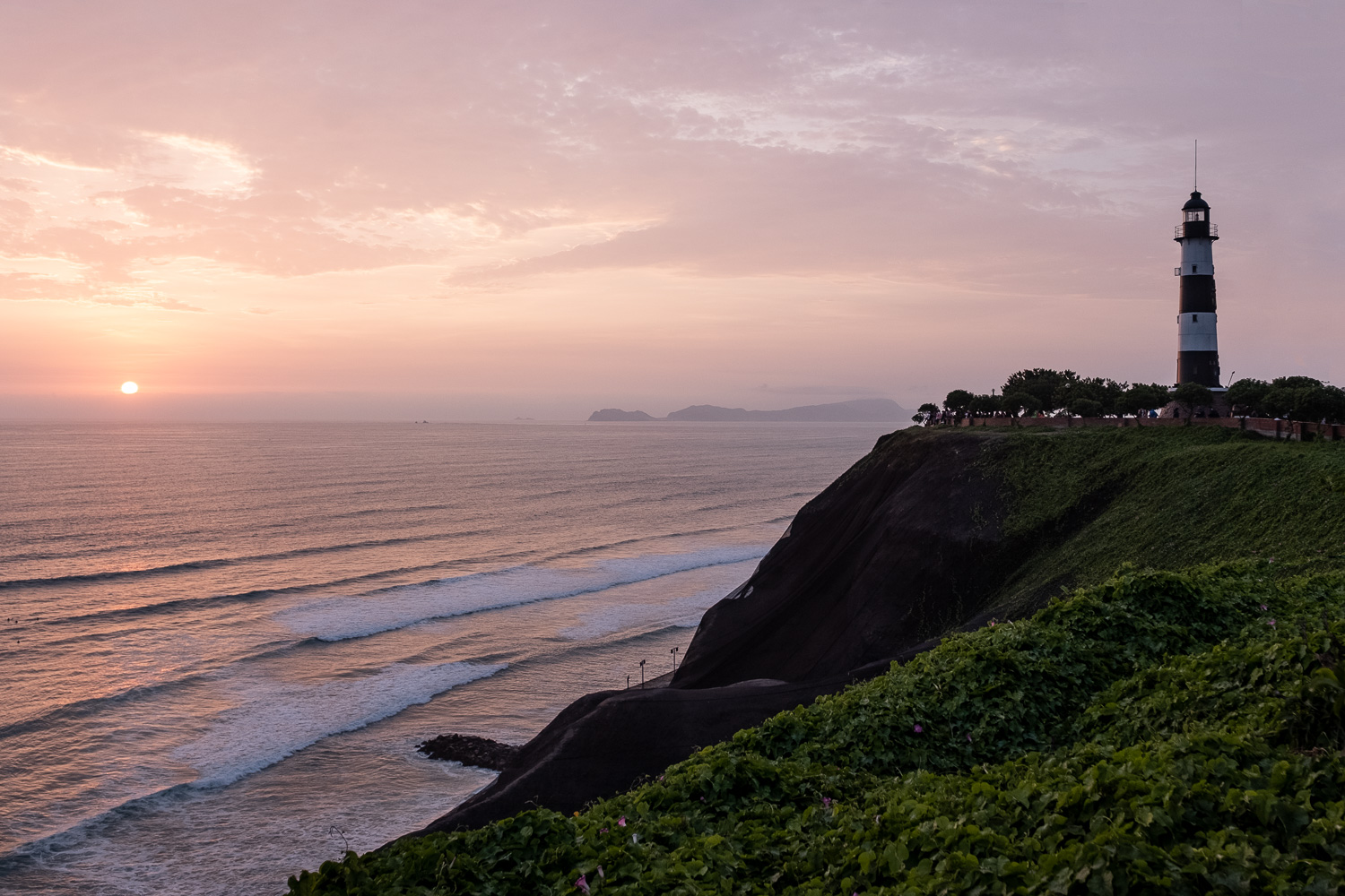 """The Lighthouse in Lima, Peru. Travel photography and guide by © Natasha Lequepeys for """"And Then I Met Yoko"""". #photoblog #travelblog #travelperu"""