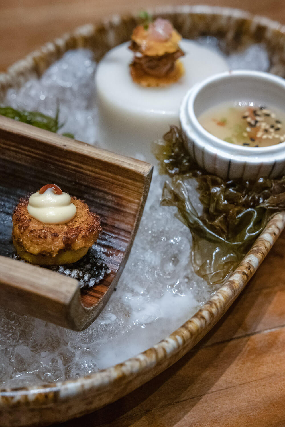 """Nikkei Experience at Maido in Lima, Peru. Travel photography and guide by © Natasha Lequepeys for """"And Then I Met Yoko"""". #photoblog #travelblog #travelperu"""