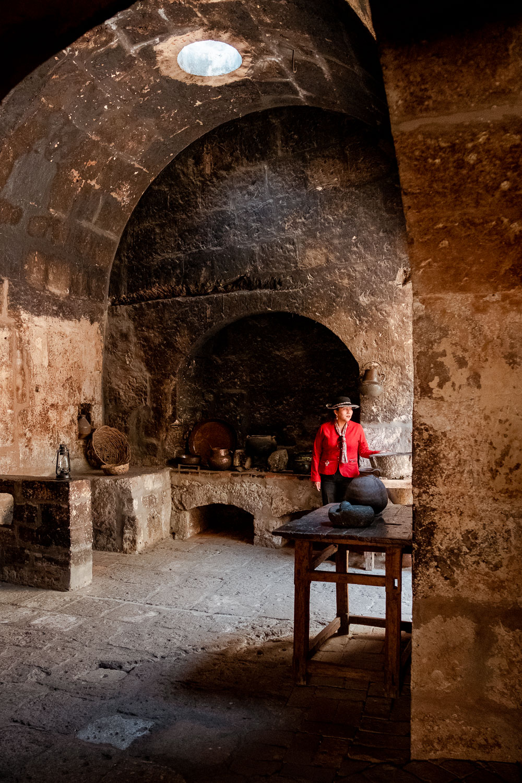 "Inside the Santa Catalina Monastery, Arequipa. Travel photography and guide by © Natasha Lequepeys for ""And Then I Met Yoko"". #peru #photoblog #fujifilm"