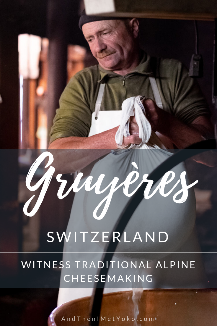 "A photographic travel guide to alpine cheese making in Moléson-sur-Gruyères, Switzerland. Travel photography and guide by © Natasha Lequepeys for ""And Then I Met Yoko"". #alpinecheese #gruyeres #travelphotography"