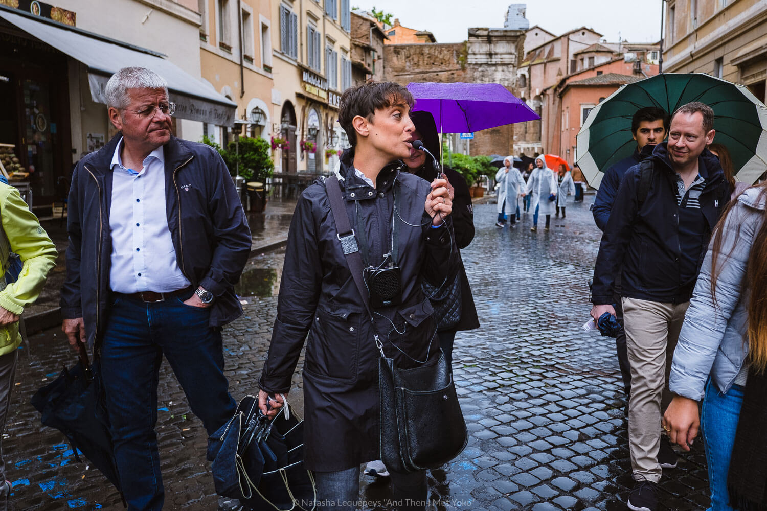 """Jewish Roma walking tour in the Jewish Ghetto, Rome. Travel photography and guide by © Natasha Lequepeys for """"And Then I Met Yoko"""". #rome #jewishghettorome #italy #fujifilm #travelphotography"""