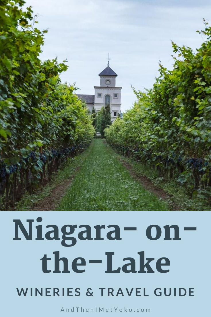 "The perfect travel guide to Niagara Falls and Niagara-on-the-Lake wineries. Includes a biking map, travel tips and inspirational photography. ©Travel photography and guide by Natasha Lequepeys for ""And Then I Met Yoko"". #niagara #niagarafalls #niagaraonthelake #niagaraphotography"