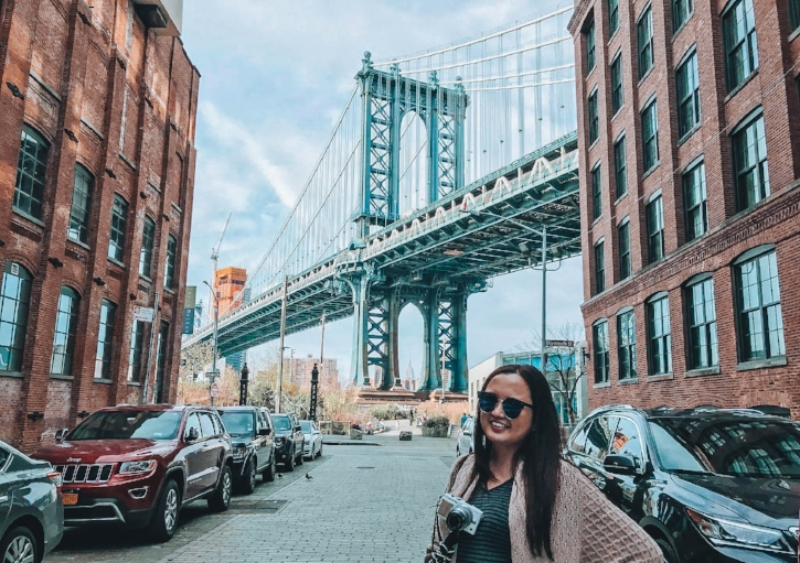 Brooklyn, New York  - During my travels and explorations, I discovered another passion of mine - photography and vlogging.