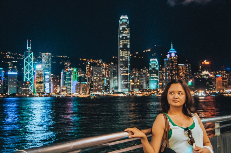 I consider Hong Kong to be one of the best places to travel solo due to safety and reliable public transportation. I may look tired here, but hey! Traveling solo can be exhausting since you have to do things all by yourself, but I promise, it will be worth it!