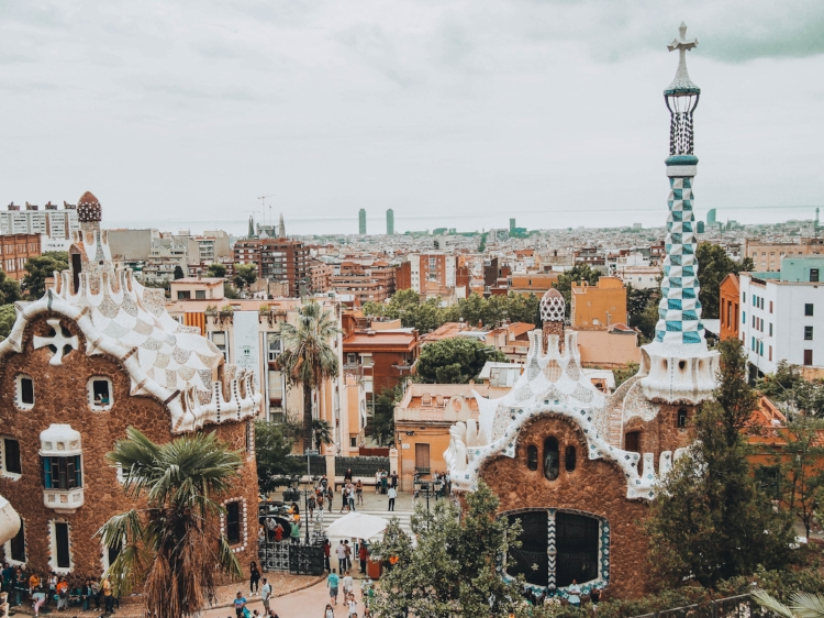 I always see Park Guell being included in most of the top 10 things to do in Barcelona lists.  Amazing architecture and one of the best views of the city.