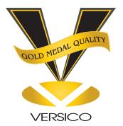 Versico Gold Medal Quality