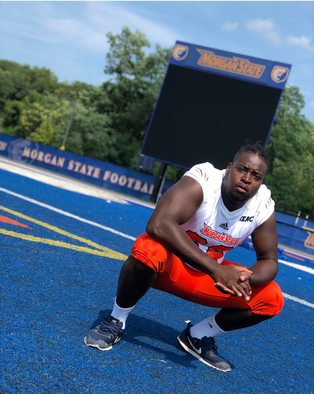 Joshua Miles, OL, Morgan State, Arizona Cardinals