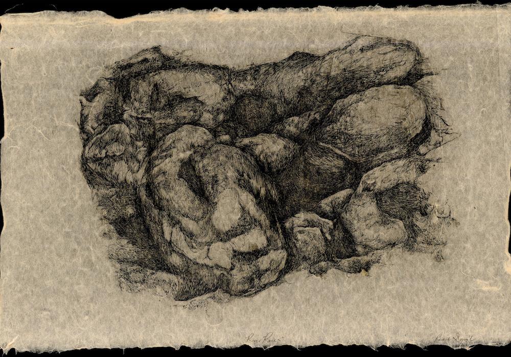 River Rocks , Rachel Singel