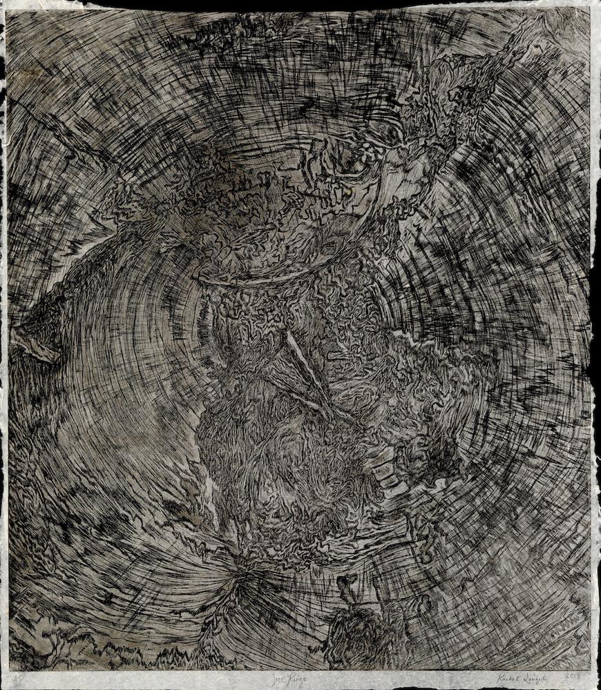 Tree Rings , Rachel Singel