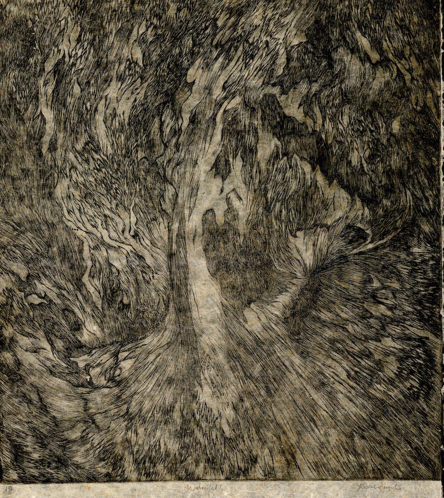 Waterfall , Rachel Singel