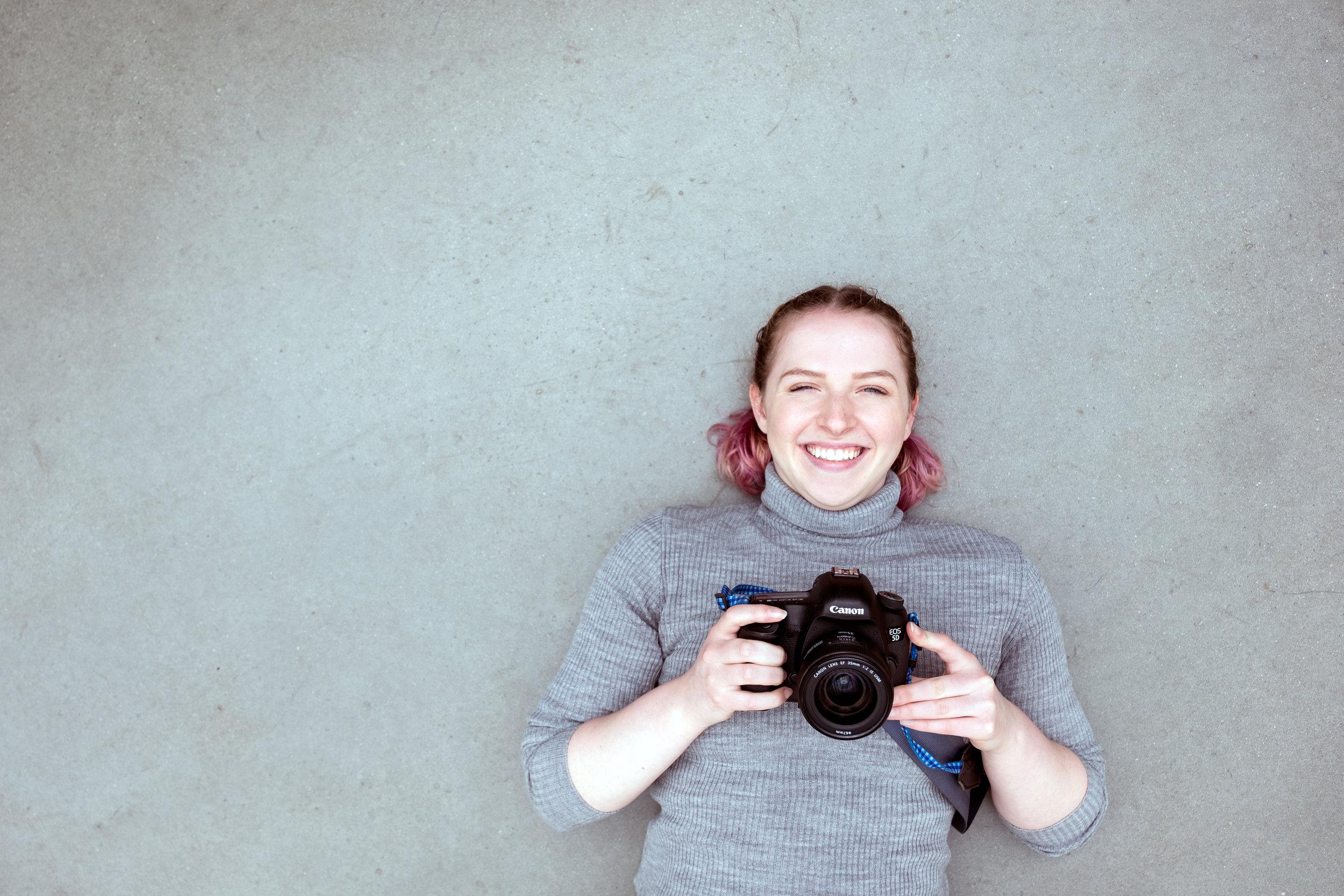 Megan Maundrell Photography Intern postition