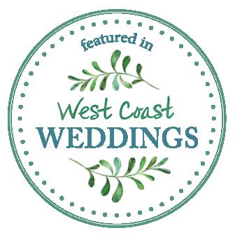 Published on West Coast Weddings Blog