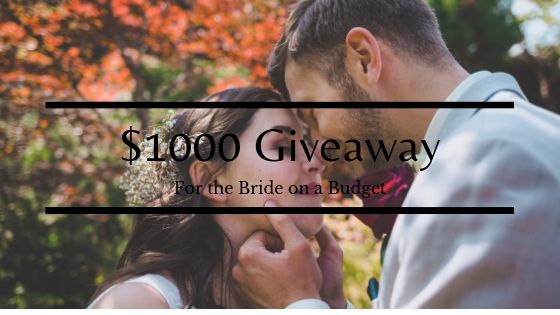 Win$1000-budget wedding-cheap photography