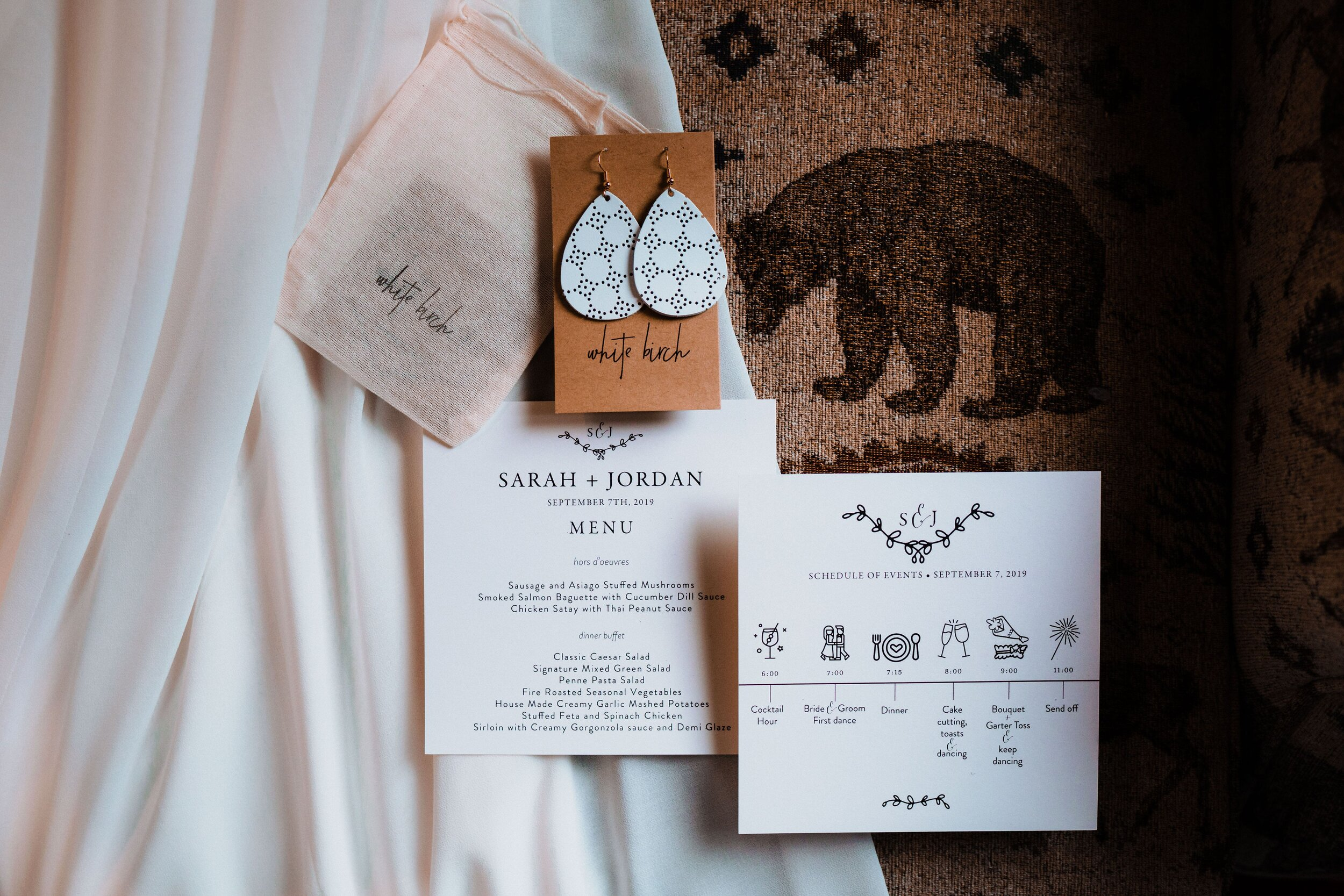 Wedding Details - Golden BC - Megan Maundrell Photography