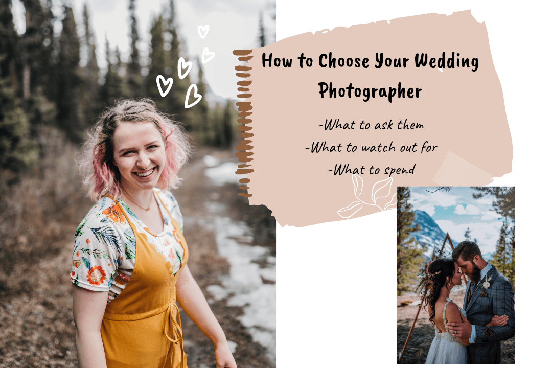 How to choose your wedding photographer -victoria bc
