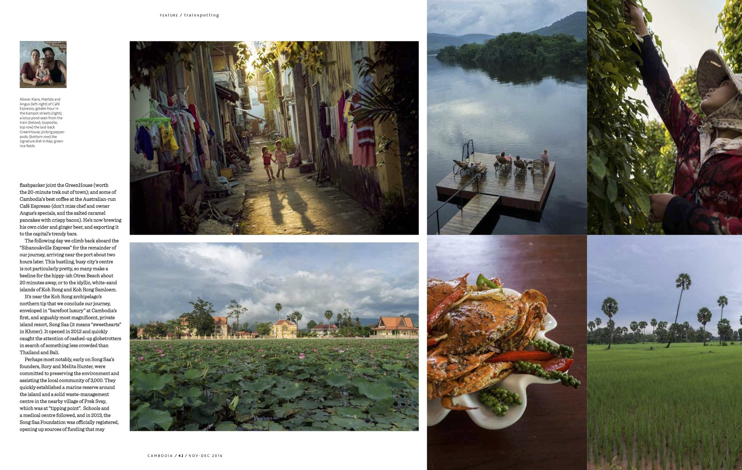 Fah Thai Magazine