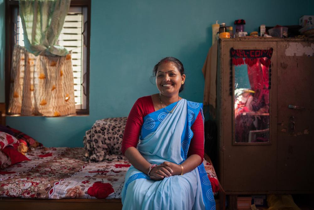 Gita Kunwar - Female Community Health Volunteer
