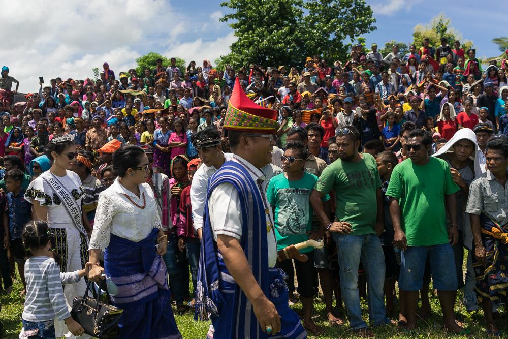 Pasola festival 2016