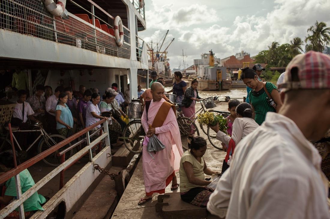 Inside the 969 Movement - The Myanmar Buddhist radicals