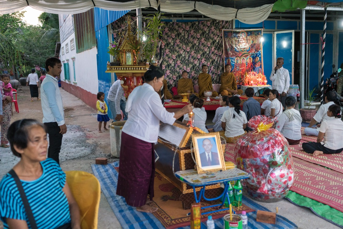 Former Khmer Rouge cadres turned Christians