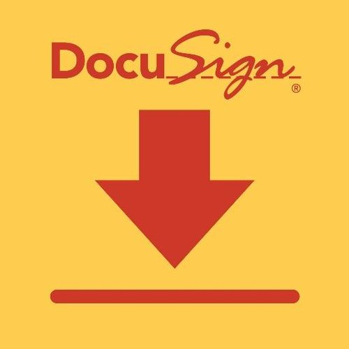 DocuSign - This app is great for buyers, sellers, AND realtors; with DocuSign, you can easily and securely send and sign documents all from your phone or tablet!