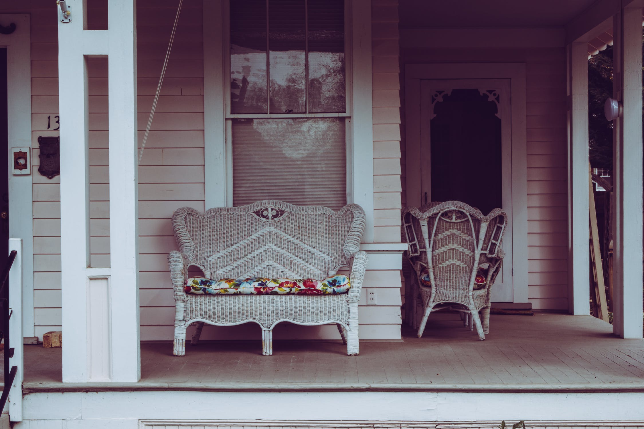 1. Out with the old - Act like the buyer and take a good at the outside of your home. Do you see any eyesores, like broken planters or old lawn decorations? Collect all old items that don't match the image you want to present to buyers and toss them. Replace them if need be, but this will freshen up your property and make it look well-nurtured.