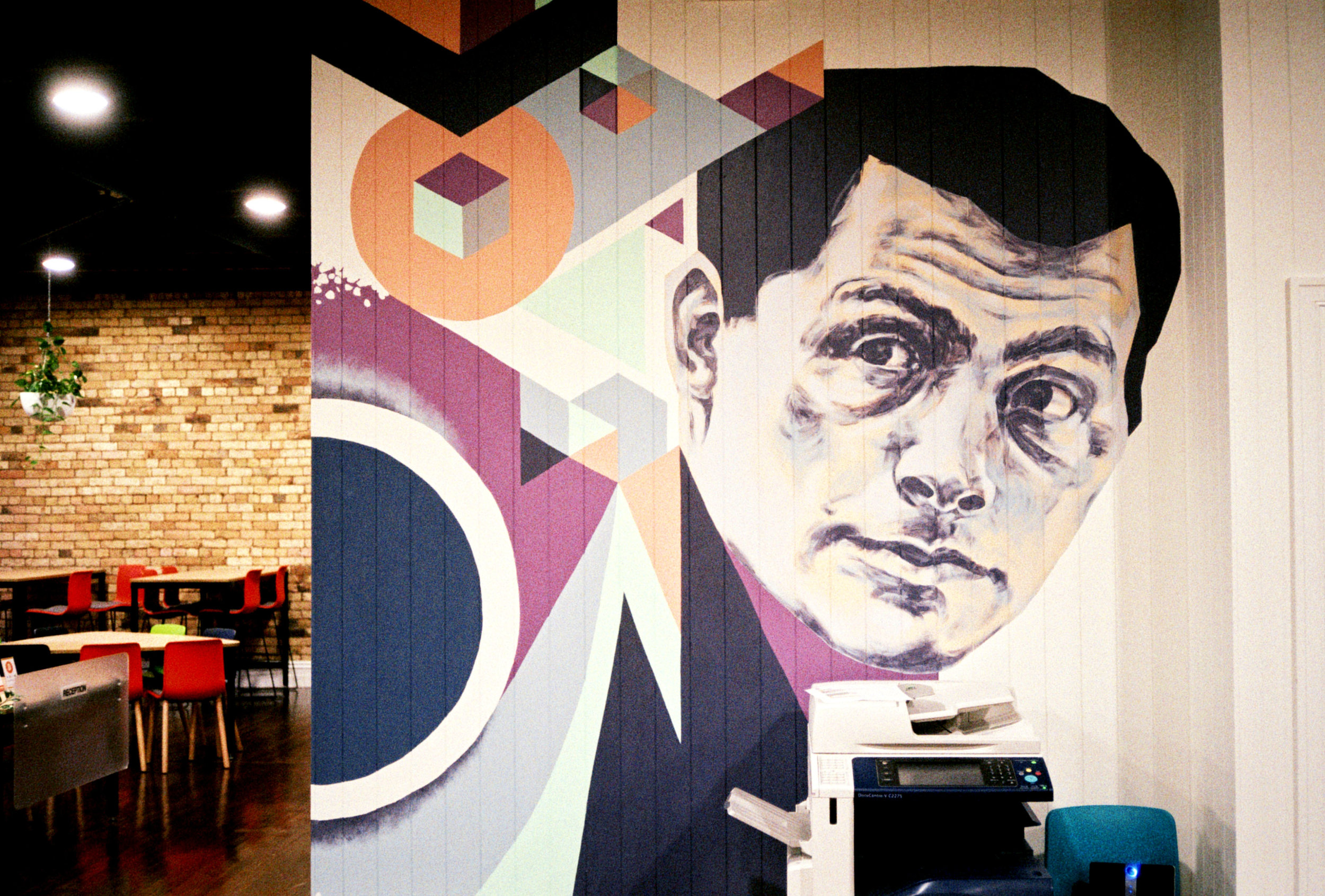 WE OFFER COMPLETE ART SOLUTIONS - OUR MURALS EXTEND FAR BEYOND STANDARD SIZES & STYLES