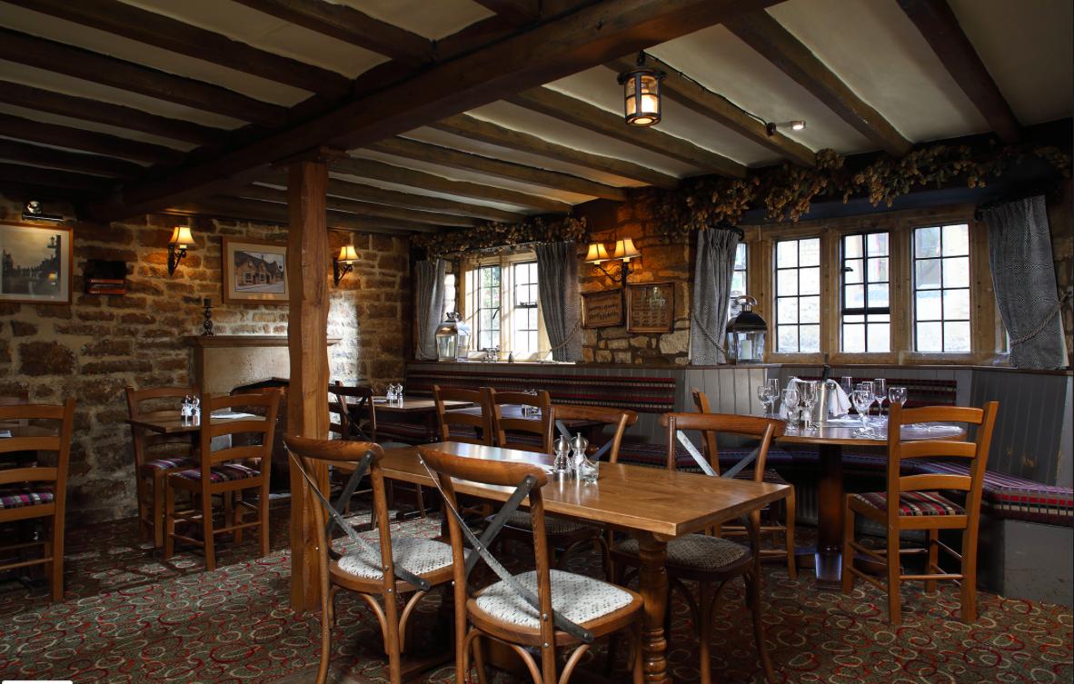 Eight Bells Inn, Chipping Campden, UK