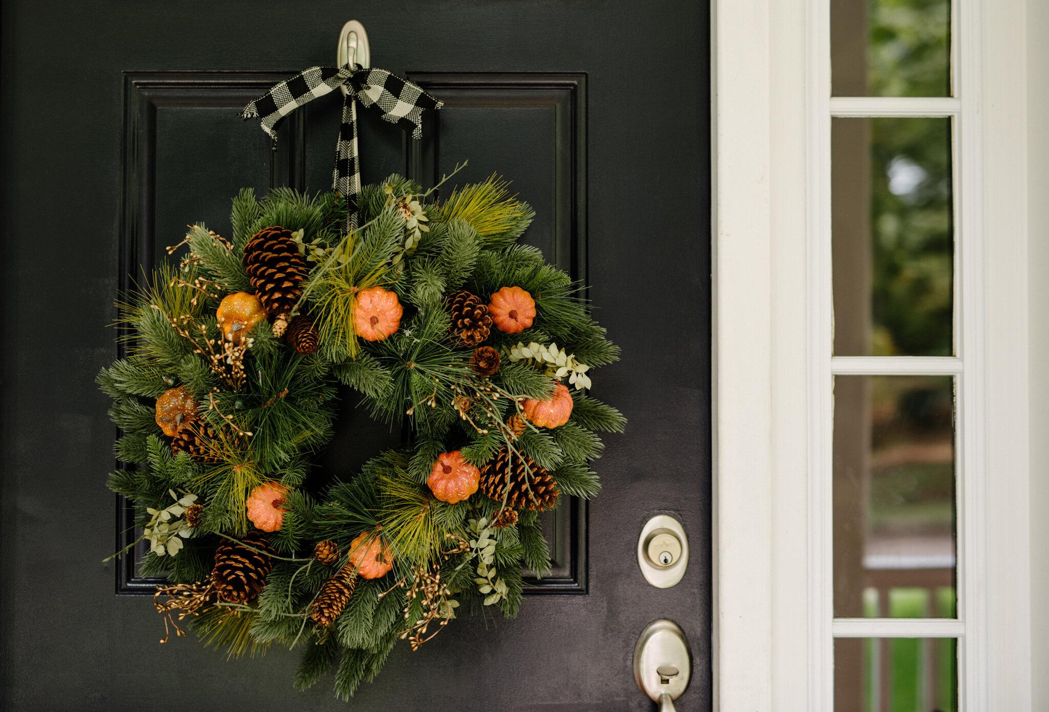 Tree Classics  Classic Fraser Fir Festive Wreath