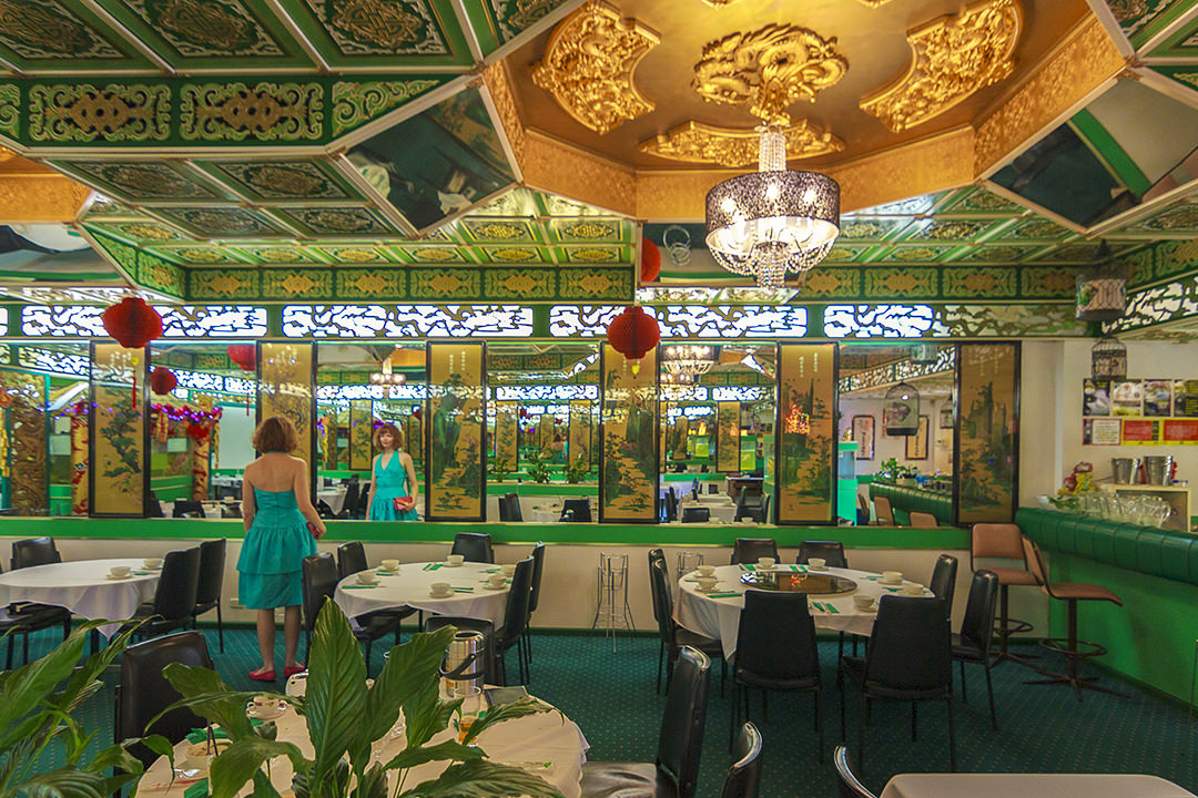 """- """"The thing about Chinese food in Australia is that it was always about adaptation and reinvention, and modern restaurants are building on that tradition in complex and innovative ways."""""""