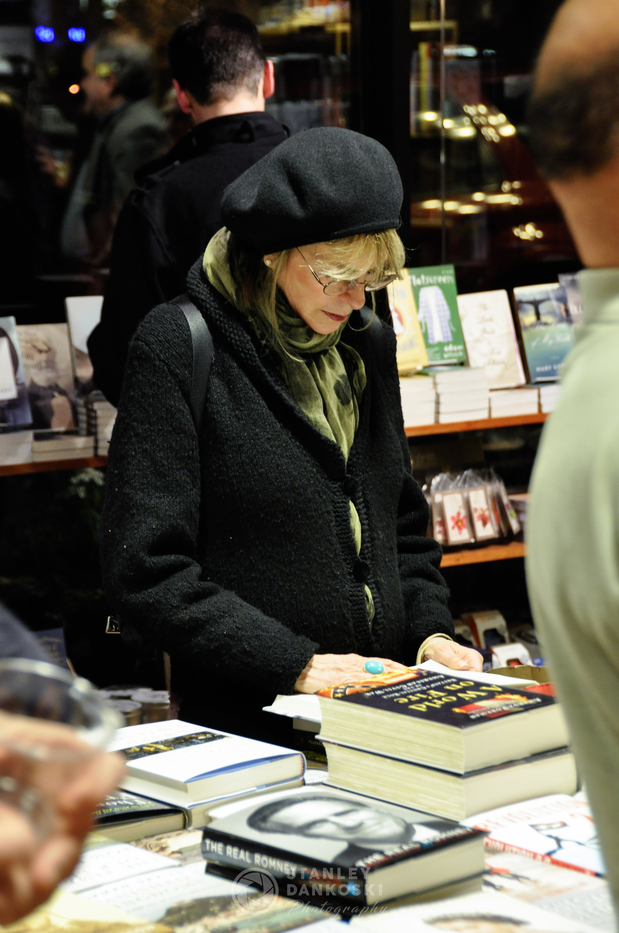 Newtonville Books grand opening, 2012