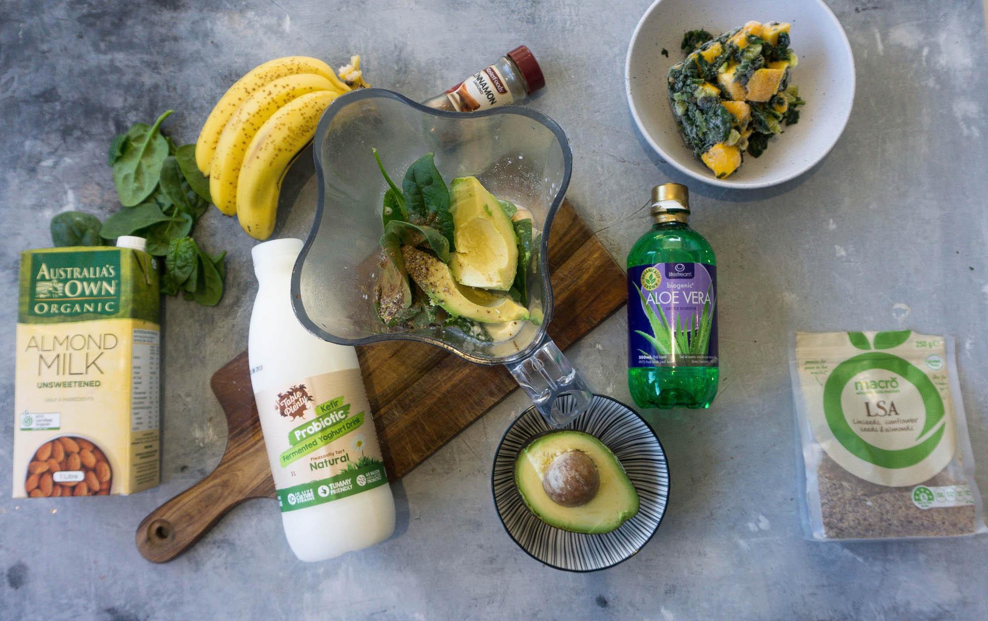 Recipe: Everything Green Smoothie