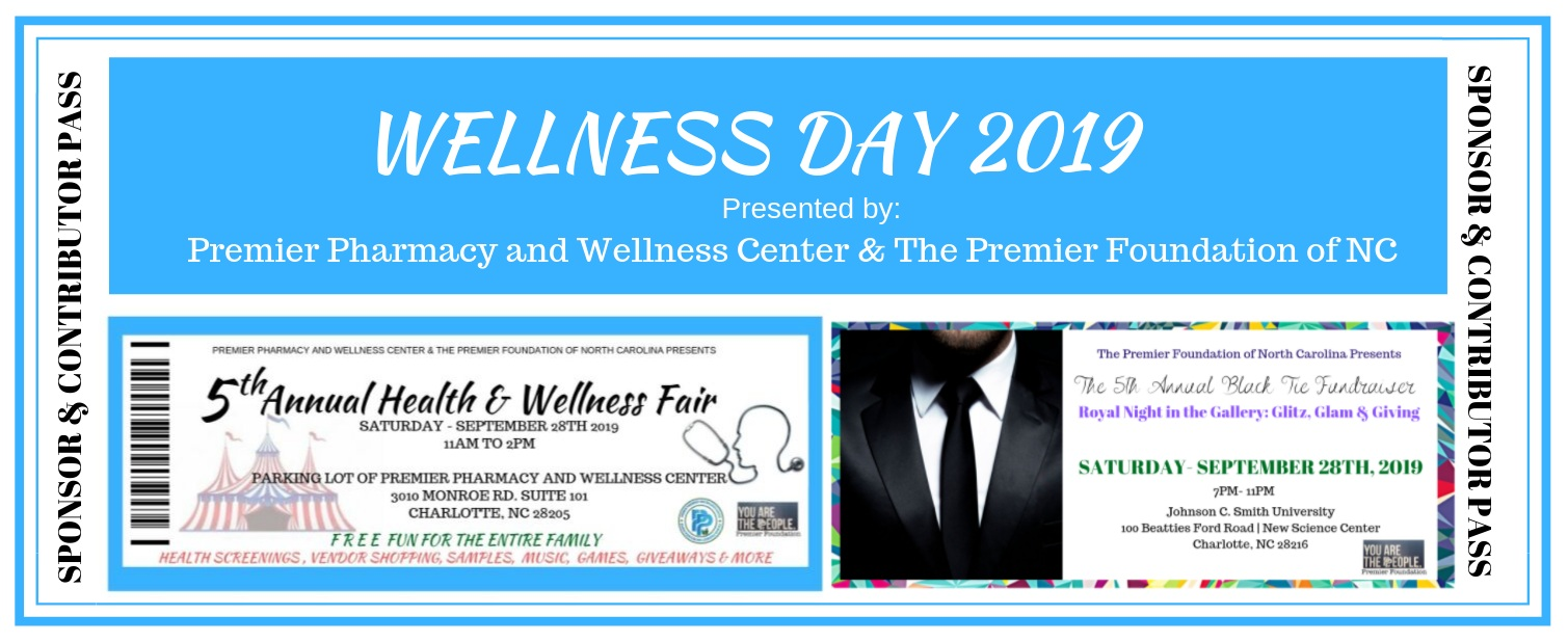 Wellness Day 2019 Sponsorship -
