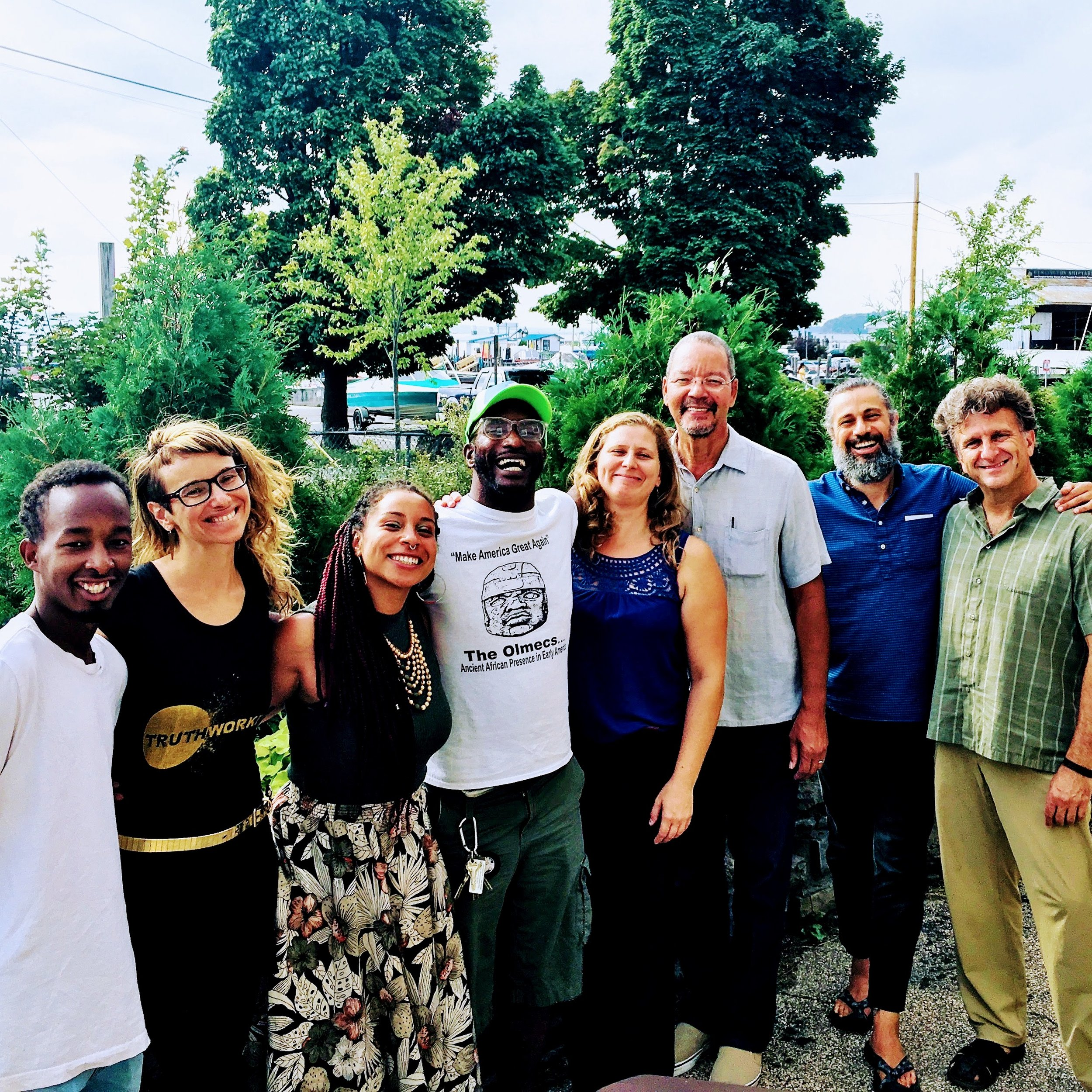 CONTACT US - For Trainings or Consulting: info@regeneratechange.comRegenerate Change is a program of Empowerment Works, an San Francisco Bay Area not-for-profit organization. Director/Facilitator Abrah Dresdale lives in Western Massachusetts; Facilitator Jasmine Fuego lives in Berkeley, CA.Abrah Dresdale: info@abrahdresdale.comJasmine Fuego: jasminecsaavedra@gmail.com