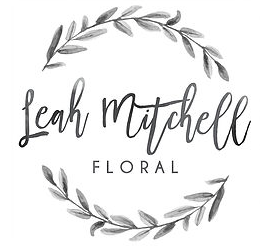 I always love seeing - Kristie's smiling face when I arrive to floral up a wedding ceremony. I know my bride and groom are going to have a ceremony full of love, laughs and emotion.Leah Mitchell Floral