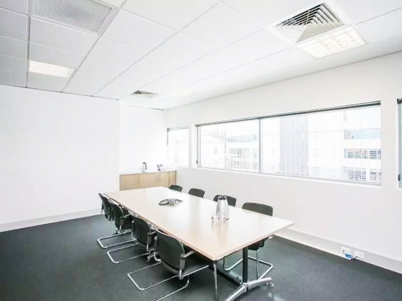 Chieftain Securities HQ Meeting Room