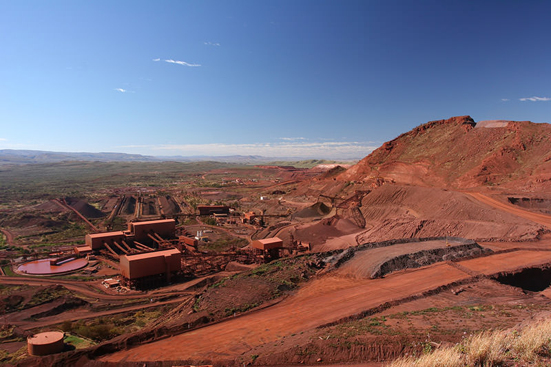 hard rock mining and exploration