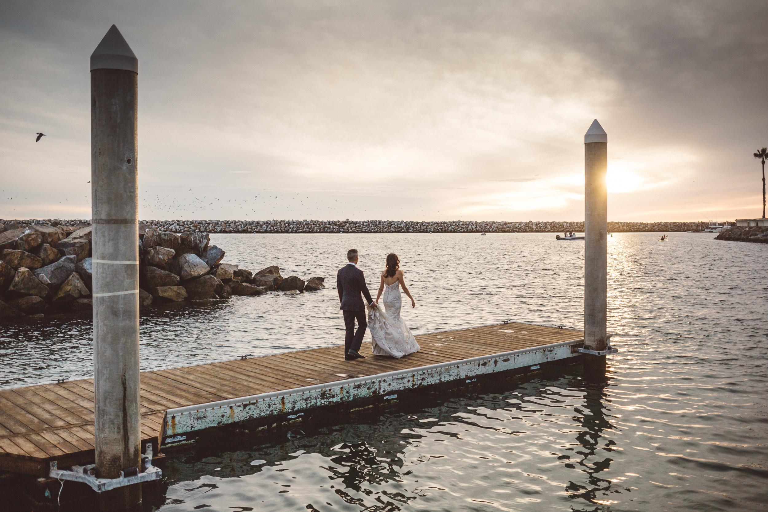 Lara + Brandon Wedding   South Bay - Los Angeles CA.