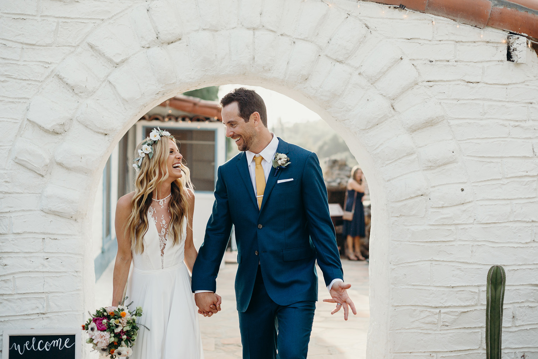 Megan + Josh Wedding   Leo Carrillo Ranch - Carlsbad, CA