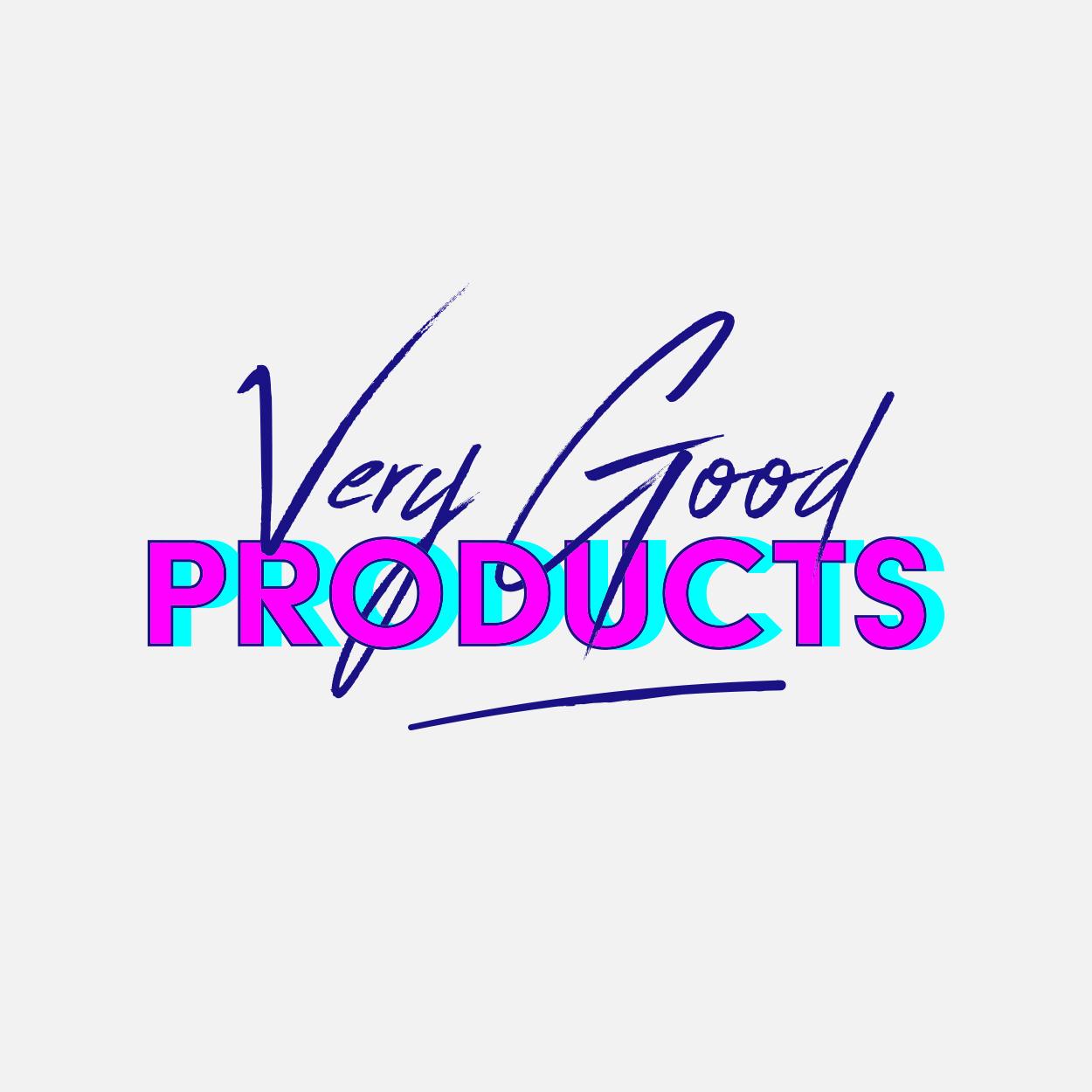 Good Day Club sub brand Very Good Products logo