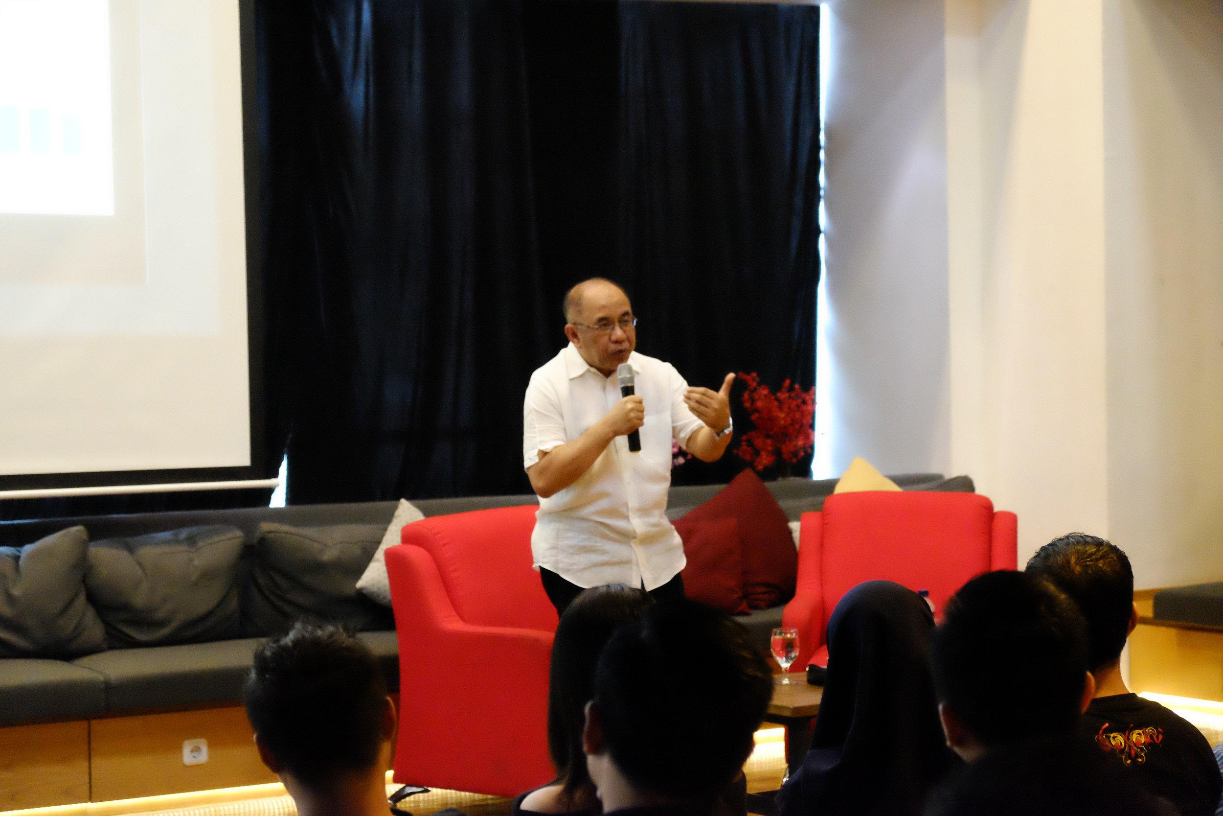 Joeliardi Sunendar - Indonesia Value Investor