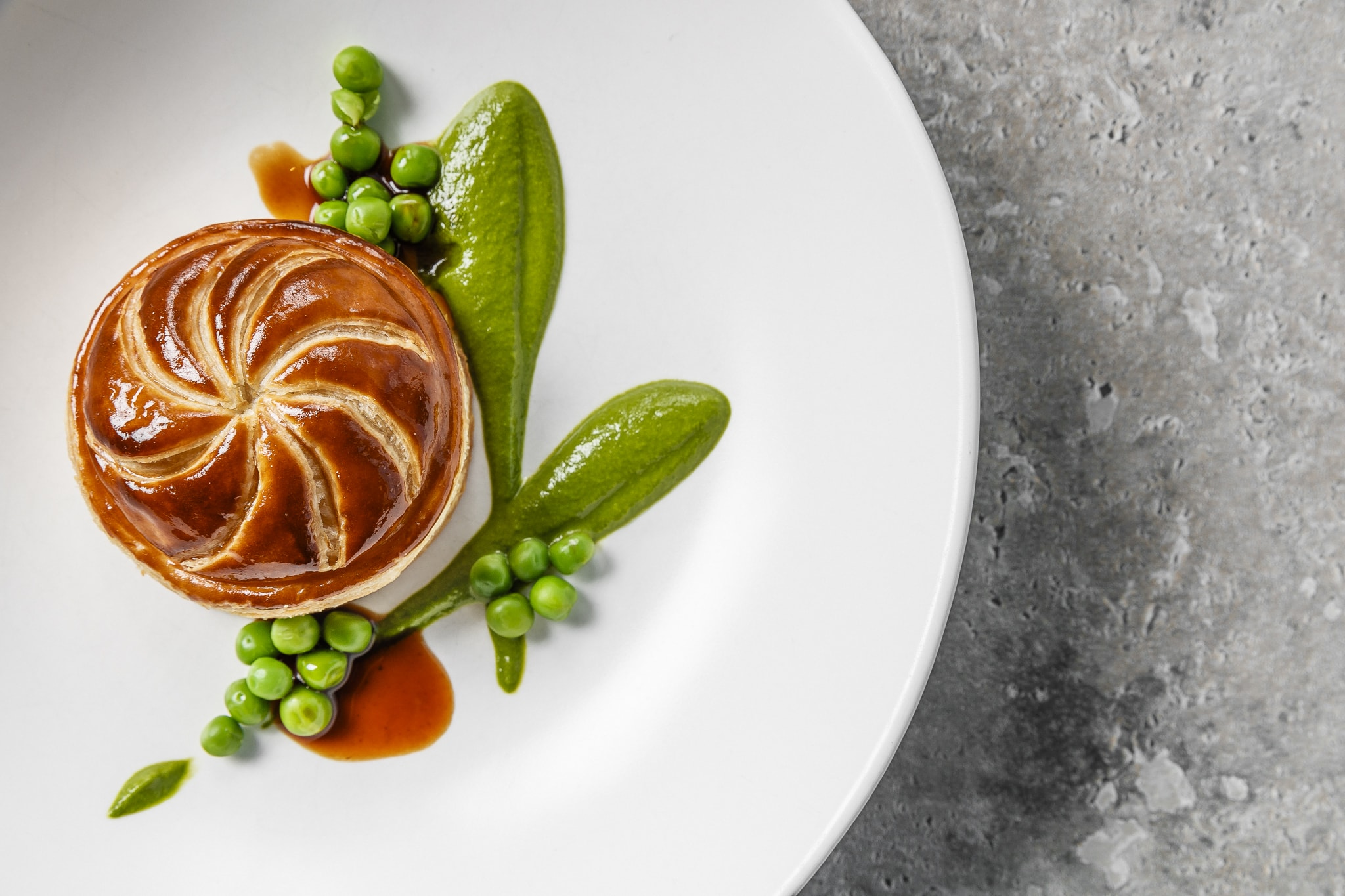duck and pea pie • 2009