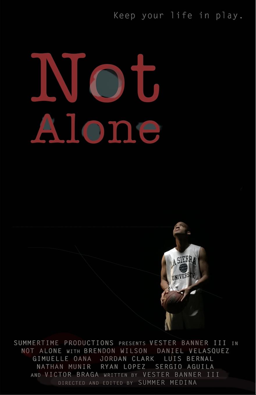Not Alone | PSA Suicide Prevention 2017